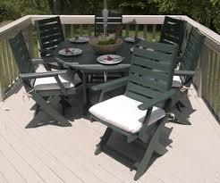 Green Patio Chairs 25 Patio Dining Sets For