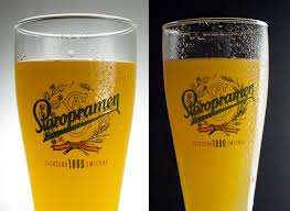 what was the first light beer why water droplets are not visible on my beer photographs photo