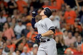 Aaron Judge Joins An Exclusive Club Of Yankees All Stars Pinstripe - new york yankees projections aaron judge in 2018
