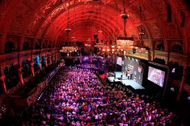 darts winter gardens blackpool