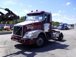 volvo used trucks 2006 volvo vnm42t single axle day cab tractor for sale by arthur