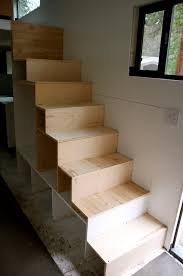 Box Stairs Design Create 25sf Storage With These Tiny House Stairs Tinyhousebuild