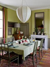 chartreuse walls bedroom eclectic with gray floor themed wall clocks