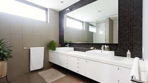 tv in the bathroom mirror hidden television framed frameless dielectric mirror tv