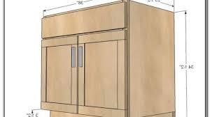 Kitchen Sink Base Cabinet Dimensions Kitchen Sink Base Cabinets Vintage Metal Cabinet And