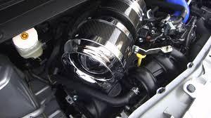 mitsubishi ek wagon nissan dayz mitsubishi ek wagon carbon chamber air intake youtube