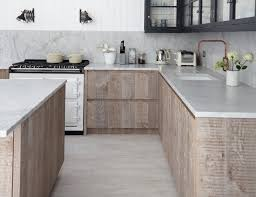 Marble Backsplash Kitchen by Kitchen Modern Kitchen With Rustic Cabinets And Island Also Marble