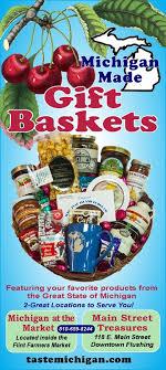 michigan gift baskets michigan gift baskets the michigan made stores