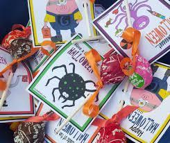 free downloadable trick or treat sucker cards joyful daisy