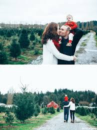 seattle family photos at the christmas tree farm capturing