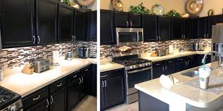 modern java kitchen makeover general finishes design center