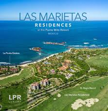 explore only the best luxury punta de mita real estate vacation