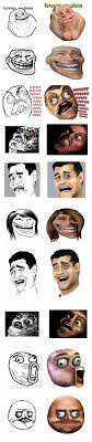 Meme Faces In Real Life - internet emotion faces in real life the mary sue