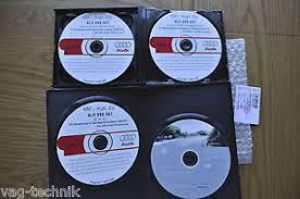 audi 2g mmi update audi a6 a8 q7 mmi update set 4cds sw 5570 mmi high 2g newest