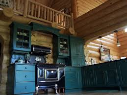 Cabin Kitchen Cabinets Log Cabin Kitchens Archives North Country Cabinets