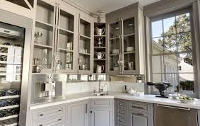 Gray Cabinets Kitchen Home Living Room Ideas