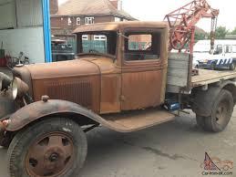 1932 rare right hand drive ford bb 2 ton crane