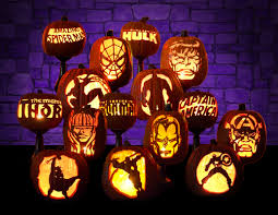 marvel pumpkins holidays pinterest halloween stuff pumpkin