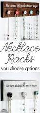 best 25 necklace holder ideas on pinterest diy necklace holder