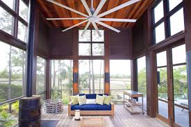 what size ceiling fan is correct for the space mk and company