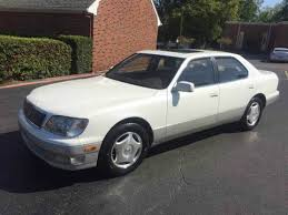 lexus ls400 1990 lexus ls 400 for sale carsforsale com