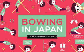 a japanese man pass by japanese bowing the definitive guide