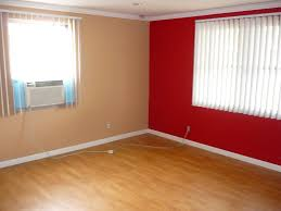 painting living room two colors home combo