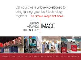 lsi industries lyts presents at canaccord genuity 37th annual
