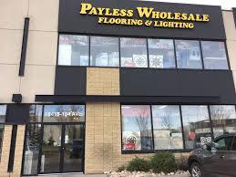 payless wholesale flooring lighting plus inc opening hours
