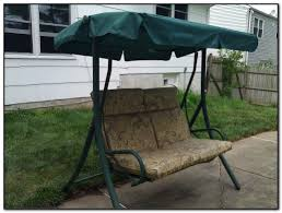 Home Patio Swing Replacement Cushion by Patio Swing Replacement Cushions Patios Home Decorating Ideas