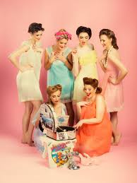 very vintage style hen party ideas hens vintage and hen nights