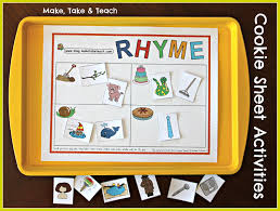 cookie sheet activities pre k k bundle early literacy and