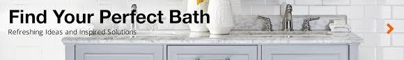 bath bathroom vanities bath tubs u0026 faucets