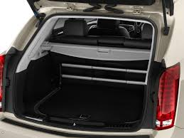 cadillac srx 4 2013 image 2013 cadillac srx fwd 4 door premium collection trunk size