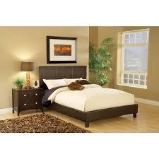 hillsdale furniture harbortown black queen upholstered bed 1610bqr