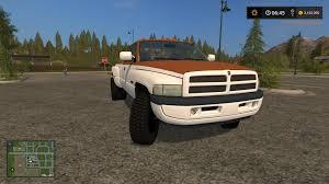 did dodge stop trucks dodge ram work truck v1 fs17 farming simulator 2017 17 ls mod