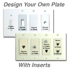 light almond switch plate covers gang blank wall plate covers light almond triple gang blank wall