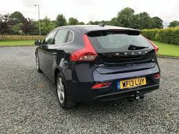 2013 volvo v40 se d2 turbo diesel 6 speed manual fsh warranted