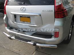 lexus gx 460 trunk cover vanguard 10 17 lexus gx460 rear bar bumper protector grill guard