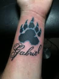 tattoo 4 my son u0027s name by nikkimomo on deviantart