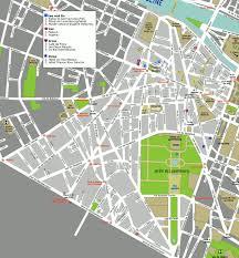 Map Of Paris France 6th Arrondissement Of Paris Map Map Of 6th Arrondissement Of