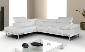White Italian Leather Sectional Sofa J M Nicoletti Italian Leather Sectional Sofa Lhf