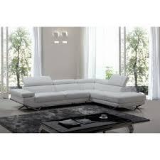 Sectional Sofa White Modern White Sectionals Allmodern