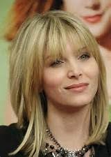 hairstyles for 54 year old hairstyles with bangs for older women gallery of medium
