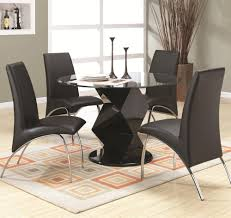 dining room unusual glass dining table set dining room suites