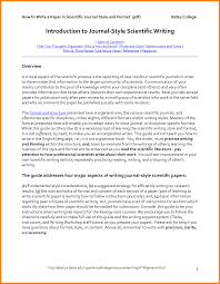 writing college papers format 5 journal paper format ledger paper introduction to journal style scientific writing pdf by mmm3