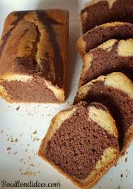 cuisiner sans lait et sans gluten gâteau marbré sans glo vegan
