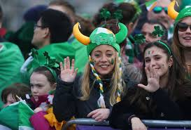 st patrick u0027s day ireland 2016 irish mirror online