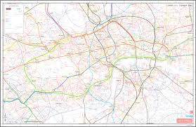 London Zip Code Map the london postcode map for the entire wc area logic within london