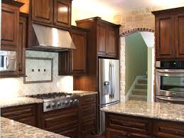 kitchen amazing cherry kitchen cabinets with brown wooden